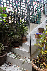 Wohnung Paris 13° - Terasse