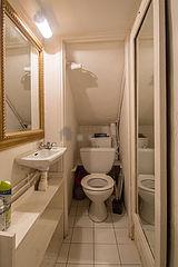 Wohnung Paris 13° - WC