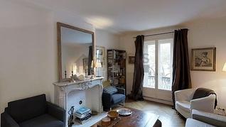 Квартира Rue Du Cardinal Lemoine Париж 5°