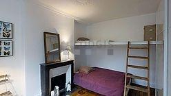Apartamento París 5° - Dormitorio 2