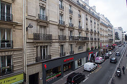 Wohnung Paris 16° - Schlafzimmer 2