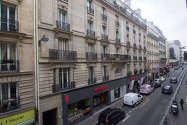 Apartment Paris 16° - Bedroom 2