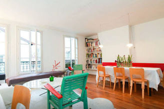 Appartement 2 chambres Paris 11° Nation