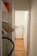 Appartement Paris 15° - Dressing