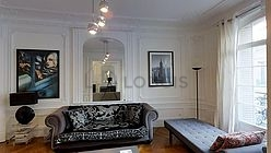 Appartement Paris 8° - Séjour 2