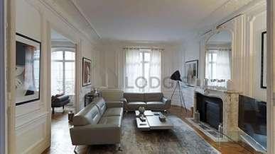 Champs-Elysées París 8° 3 dormitorios Apartamento