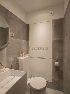 Appartement Paris 8° - WC 2
