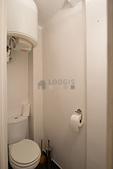 Apartment Paris 2° - Toilet