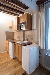 Appartamento Parigi 2° - Cucina