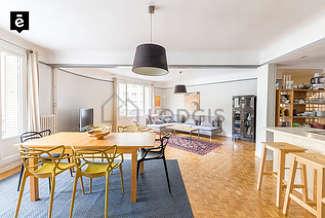 Commerce – La Motte Picquet パリ 15区 3ベッドルーム アパルトマン