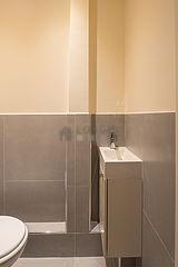 Wohnung Paris 16° - WC