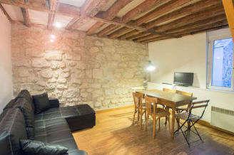 Bastille Paris 11° 2 Schlafzimmer Wohnung
