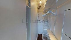 公寓 巴黎12区 - 更衣室