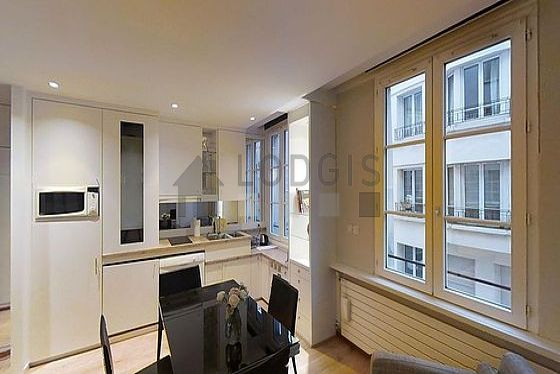 Location appartement 1 chambre paris 2 rue marie stuart for Appartement meuble paris long sejour