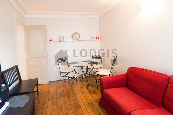Location appartement 1 chambre avec ascenseur paris 15 for Location studio meuble paris 15