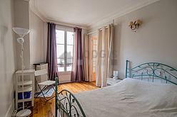 Квартира Париж 15° - Спальня
