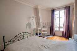 Apartment Paris 15° - Bedroom