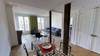 Apartamento Rue Saint Martin París 4°