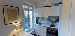 Apartamento París 11° - Cocina