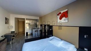 Trocadéro – Passy 巴黎16区 单间公寓