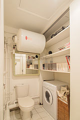 Квартира Париж 7° - Туалет 2