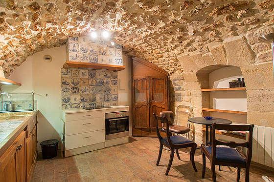 Belle cuisine de 15m²