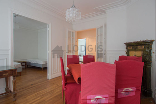 Alésia 巴黎14区 2个房间 公寓