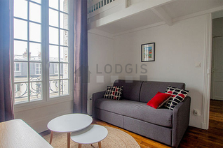 Appartement Rue Barbet-De-Jouy Paris 7°