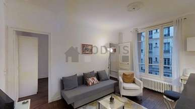 République Paris 11° 1 Schlafzimmer Wohnung