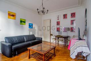 Apartment Rue Bayen Paris 17°