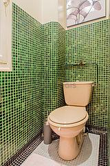 Wohnung Paris 15° - WC