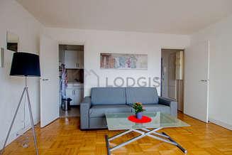 Vanves 1 Schlafzimmer Wohnung