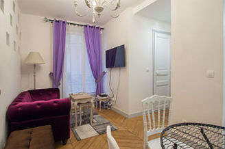 Opéra – Grands Magasins Paris 9° 1 quarto Apartamento