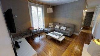 Квартира Rue Des Moines Париж 17°