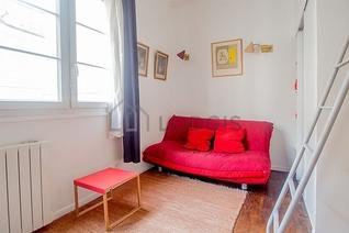 公寓 Rue Du Croissant 巴黎2区