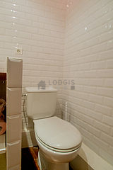 Dúplex Paris 15° - Casa de banho