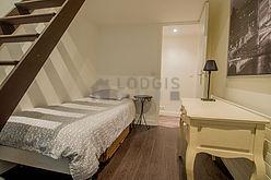 Duplex Paris 15° - Chambre