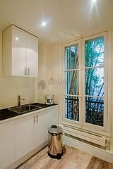 Dúplex Paris 15° - Cozinha