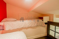 Duplex Paris 15° - Mezzanine