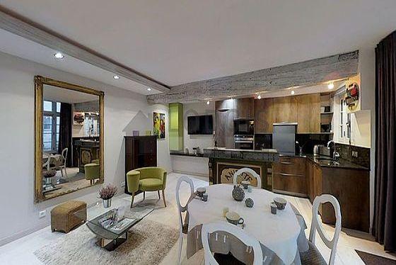 Location Appartement  Chambre Avec Concierge Et Local  Vlos Paris