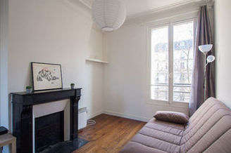 Alésia Paris 14° 1 quarto Apartamento
