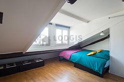 Appartement Paris 11° - Chambre