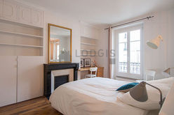 Wohnung Paris 7° - Schlafzimmer
