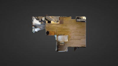 Appartamento Parigi 1° - Piantina interattiva