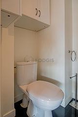 Apartamento París 14° - WC