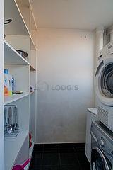 Appartement Paris 14° - Buanderie