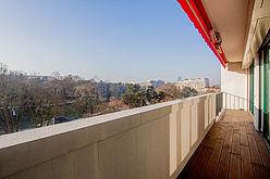 Appartement Paris 14° - Terrasse