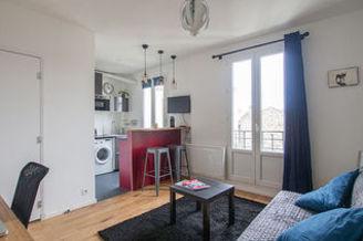 Wohnung Rue Jonquoy Paris 14°