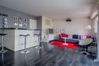 Neuilly-Sur-Seine 2 спальни Квартира