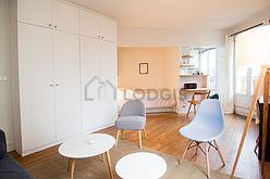 Appartamento Parigi 10° - Soggiorno